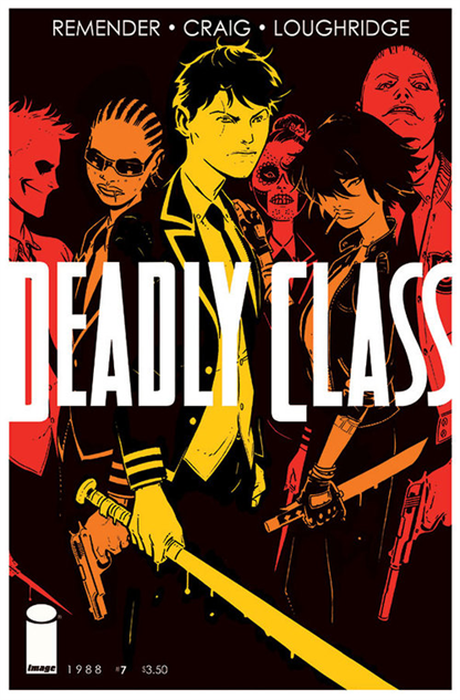 awesomecomicbookcovers deadlyclass7-wescraig