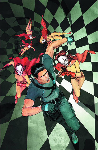 awesomecomicbookcovers grayson4-mikeljanin