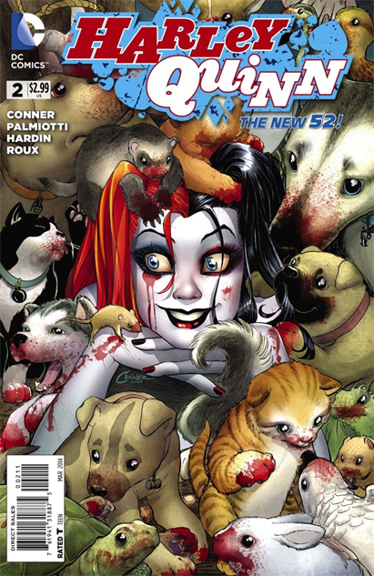 awesomecomicbookcovers harleyquinn2-amandaconner