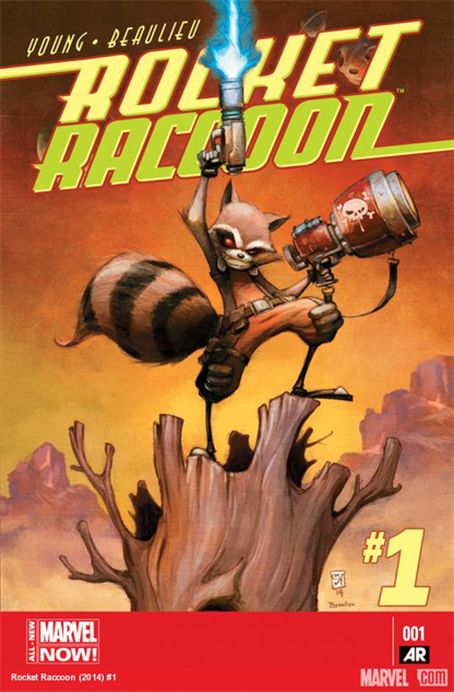 awesomecomicbookcovers rocketraccoon1-skottieyoung