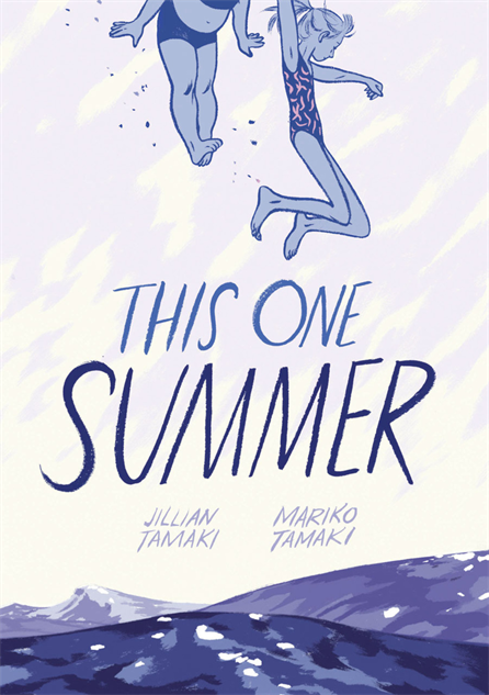 awesomecomicbookcovers thisonesummer-marikotamaki