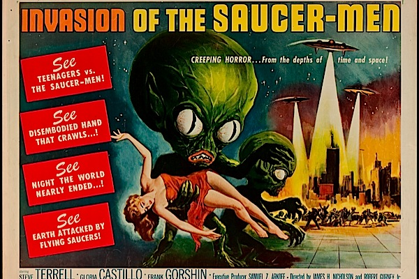 b-movie-posters 1957---invasion-of-the-saucer-men