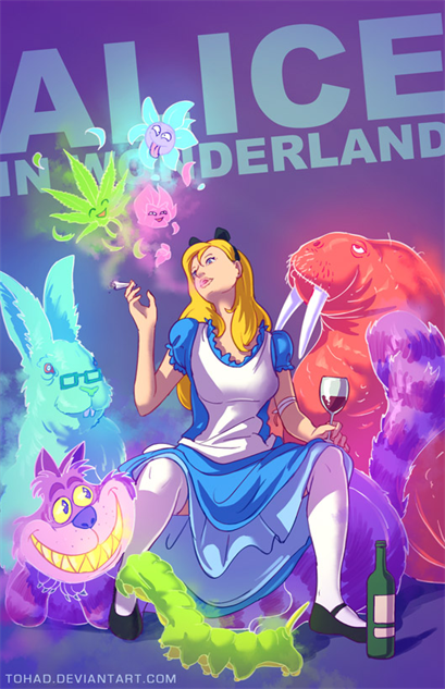 badass-cartoons alice-by-tohad-d6y5ye5
