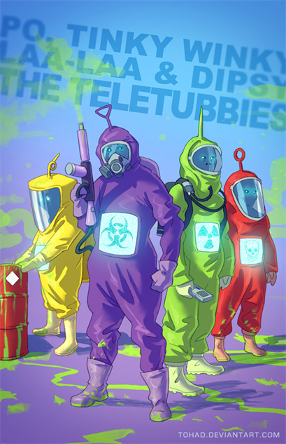 badass-cartoons teletubbies-by-tohad-d6vthdo