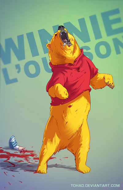 badass-cartoons winnie-the-pooh-badass-by-tohad-d6vlgi4