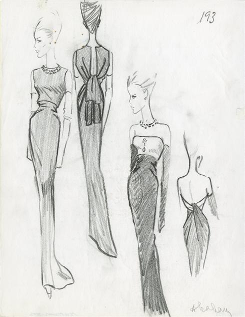 balenciaga- 24-illustration-robe-et-bol-ro-1964