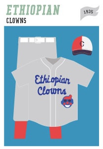 baseball-uniforms ethiopian-clowns-1935