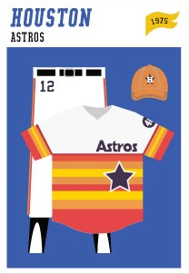 baseball-uniforms houston-astros-1975