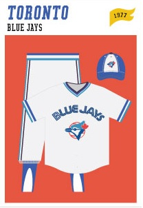 baseball-uniforms toronto-blue-jays-1977