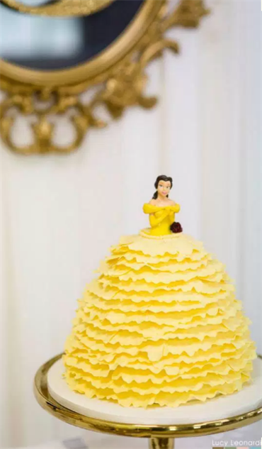 Edible Fiction Beauty and the Beast Food Galleries Paste