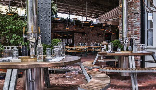 Seven Outstanding Beer Gardens Drink Galleries Paste