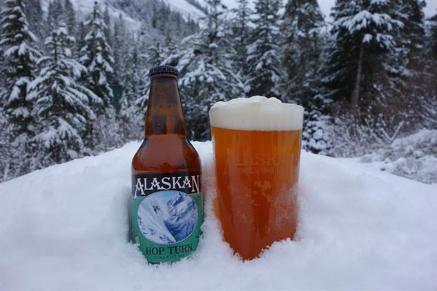 Beer Porn Beers In The Snow  Drink  Paste-8539
