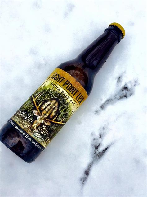 Beer Porn Beers In The Snow  Drink  Paste-1792