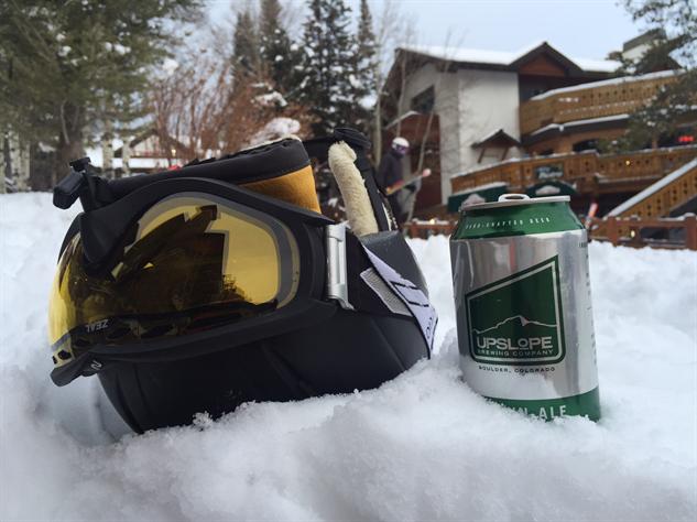 Beer Porn Beers In The Snow  Drink  Paste-4174