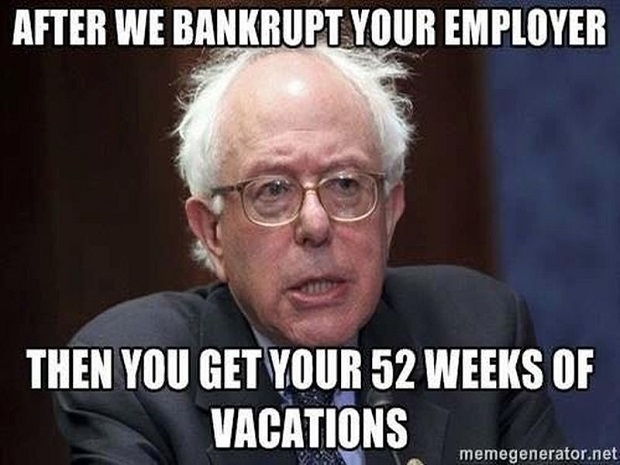 Feeling Meme Ish Bernie Sanders Comedy Galleries