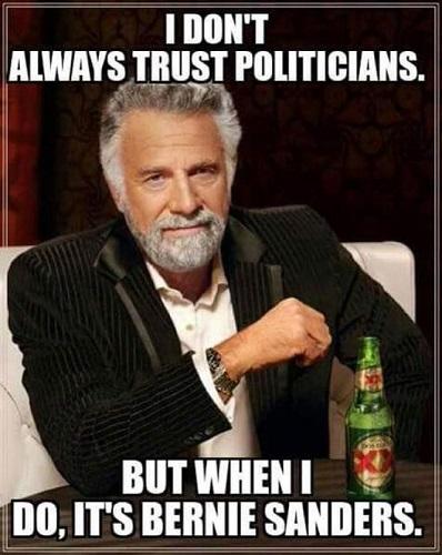 bernie-sanders-memes trust-bernie-sanders