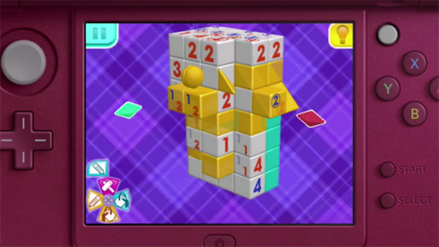 Best 3ds Games 25 Picross Round 2