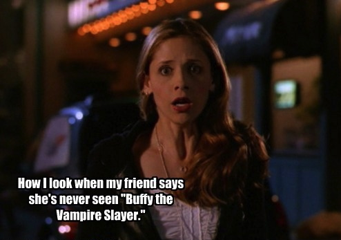 The 30 Best Buffy The Vampire Slayer Memes Tv Galleries