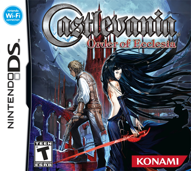 best-castlevania-games 10-order-of-ecclesia