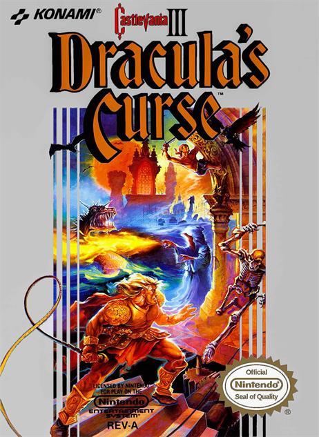 best-castlevania-games 12-cv3-draculas-curse
