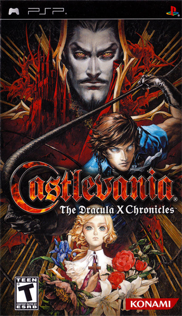 best-castlevania-games 14-dracula-x-chronicles