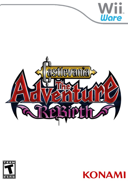 best-castlevania-games 17-the-adventure-rebirth