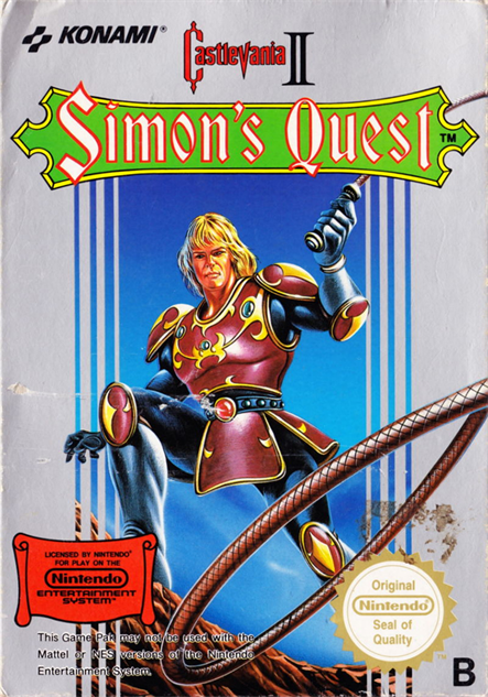 best-castlevania-games 6-simons-quest