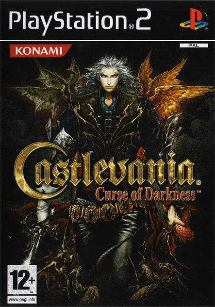 best-castlevania-games 7-curse-of-darkness