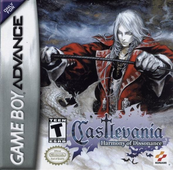 best-castlevania-games 8-harmony-of-dissonance