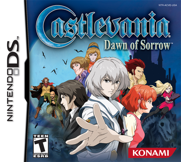 best-castlevania-games 9-dawn-of-sorrow