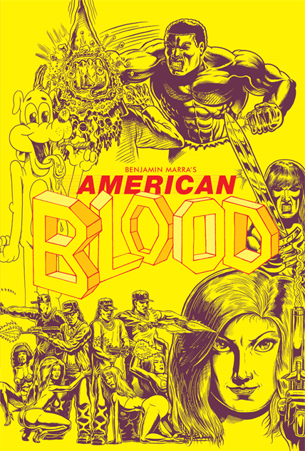 best-comic-book-reprints16 american-blood-cover