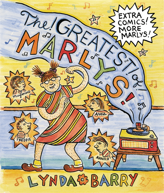 best-comic-book-reprints16 greatestofmarlys