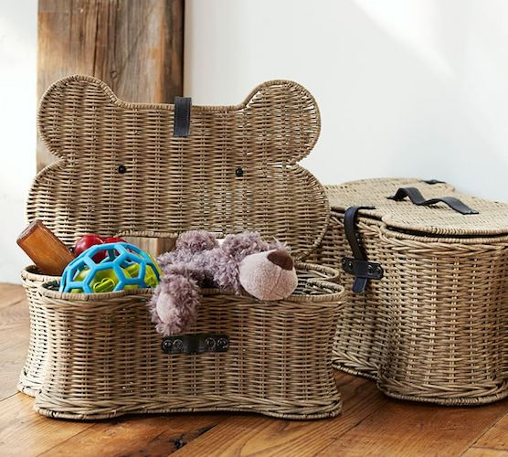best-designed-picnic-baskets doggie-toy-basket-o