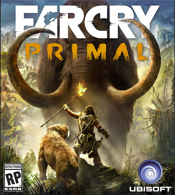 best-game-covers-2016 far-cry-primal-box-art