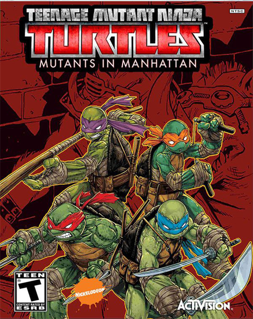 best-game-covers-2016 tmnt-mutants-in-manhatten-cover