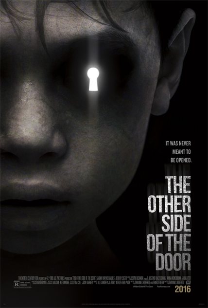 Best movie posters 2016 other side of the door
