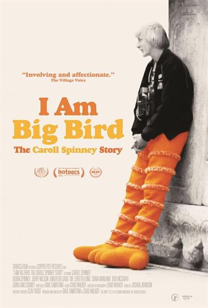 best-movie-posters i-am-big-bird-movie-poster