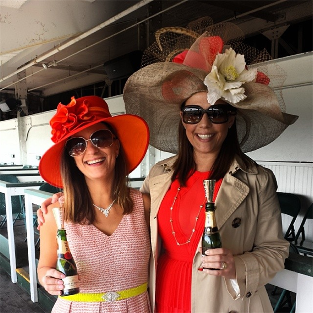 best-of-derby-hats back-at-it-again--kentuckyderby--louisville--bourbon--bourbo