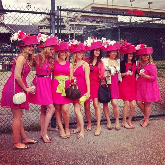best-of-derby-hats cute-sorority-cheese-heads---kyderby-by-scarletscord