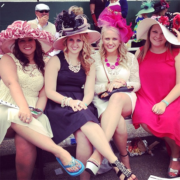 best-of-derby-hats i-have-to-say-today-has-been-one-for-the-books--lovemyfriend