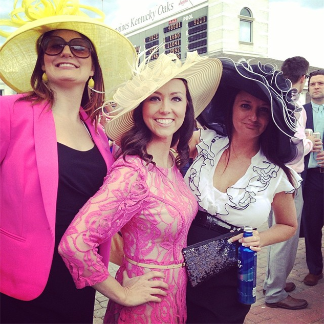 best-of-derby-hats the-3-amiga-s---bridget--kelly-and-mindy--kyoaks-2014-by-coa