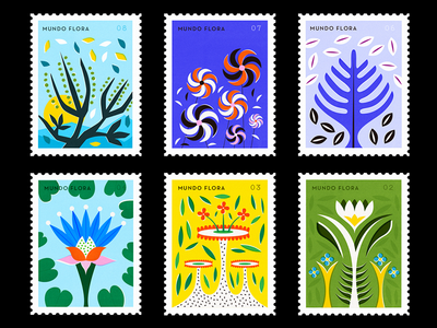 15 Stamp Designs That Stick Design Galleries Paste