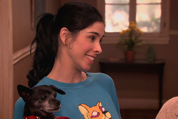 best-tv-dogs doug---sarah-silverman-program