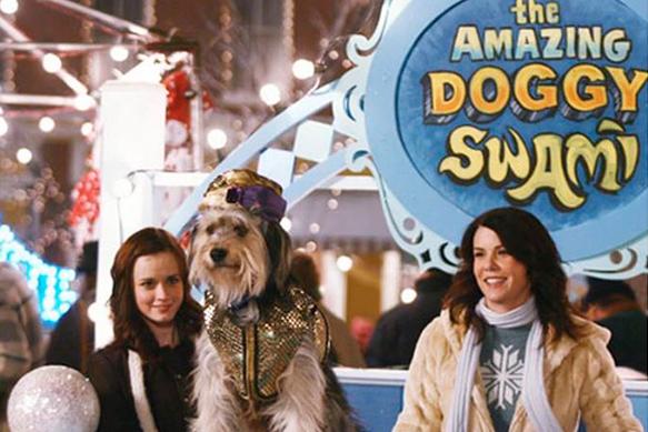 best-tv-dogs paul-anka---gilmore-girls