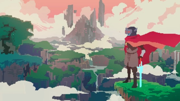 best-xbox-one-games hyper-light-drifter
