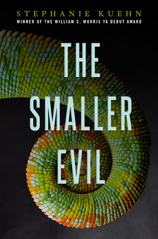 best-ya-aug-2016 the-smaller-evil-steph-kuen