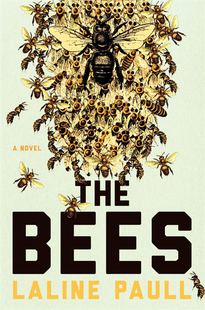 bestbookcovers the-bees