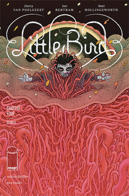 bestcomicbookcoversjune2019 little-bird--4-cover-art-by-ian-bertram