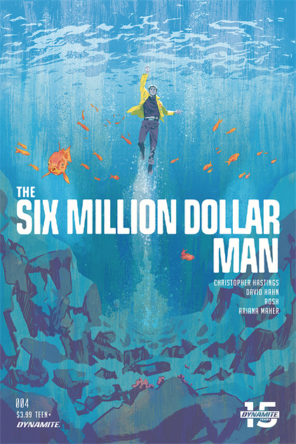 bestcomicbookcoversjune2019 six-million-dollar-man--4-variant-cover-art-by-michael-walsh