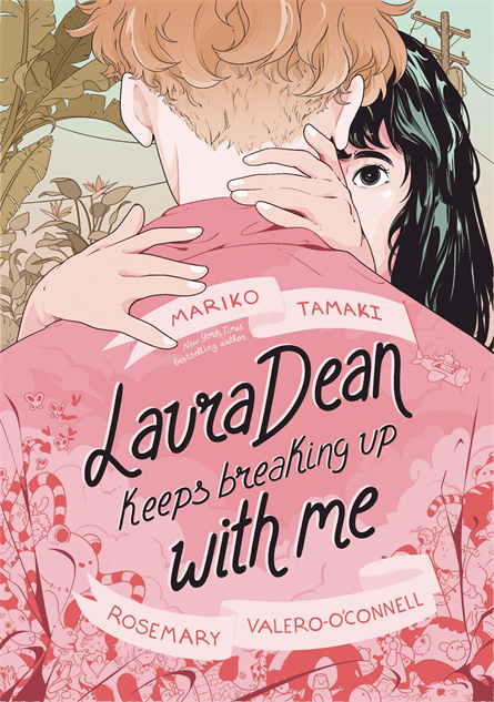 bestcomicbookcoversmay2019 laura-dean-keeps-breaking-up-with-me-cover-art-by-rosemary-v